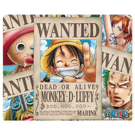 Alfombrilla ratón One Piece Wanted