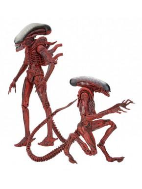 Aliens Genocide Set 2 Figuras NECA