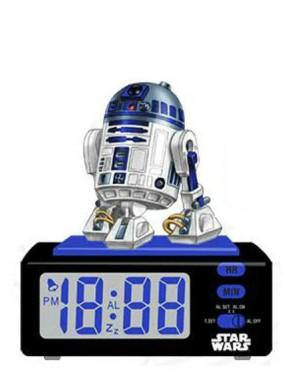 Star Wars Despertador R2D2