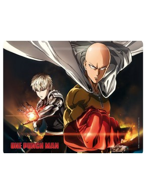 Alfombrilla One Punch Man