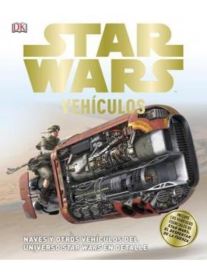 Libro Star Wars Vehículos