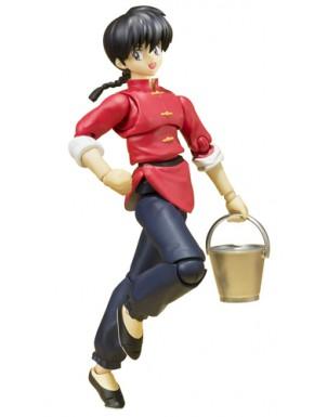 Figura Ranma Saotome chico 14 cm