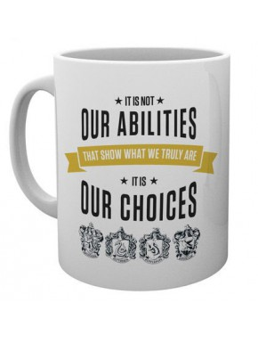 Taza Harry Potter Choices