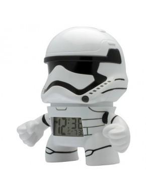 Despertador con luz Stormtrooper 20 cm