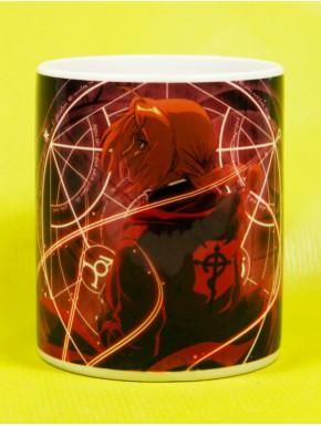 Taza Full Metal Alchemist symbols