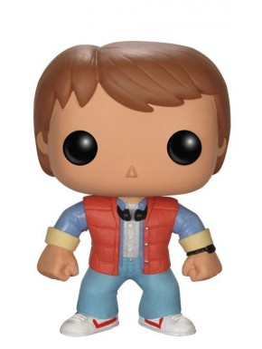 Funko Pop! Regreso al Futuro Marty McFly