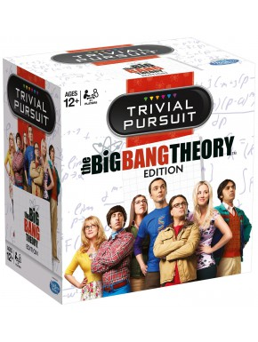 Trivial Big Bang Theory castellano