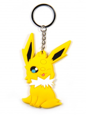 Llavero caucho Pokemon Jolteon