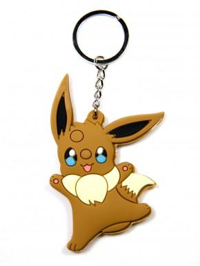 Llavero caucho Pokemon Eevee
