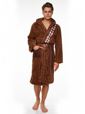 Albornoz polar Star Wars Chewbacca