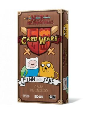 Juego de Cartas Hora de Aventuras Card Wars