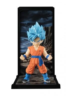 Figura Goku Super Saiyan Azul Tamashii Buddies