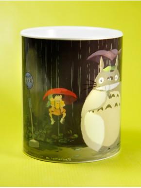 Taza Totoro paraguas