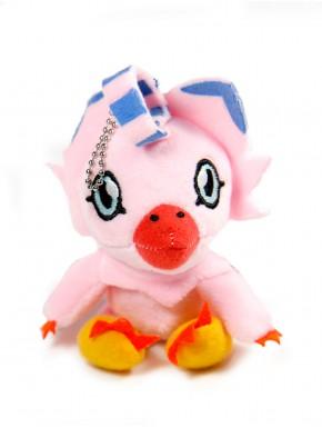 Peluche Digimon Piyomon 14 cm