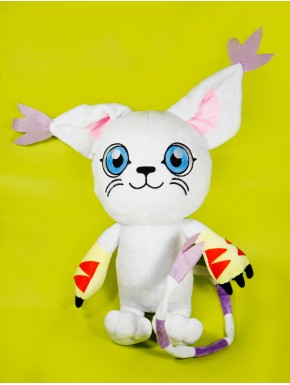 Peluche Digimon Gatomon 40 cm