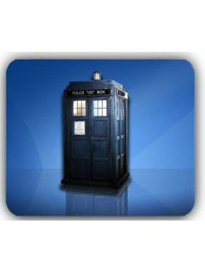 Alfombrilla Doctor Who Tardis