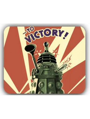 Alfombrilla Doctor Who Dalek