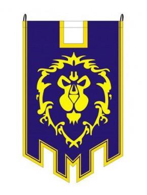 Bandera Warcraft Alianza