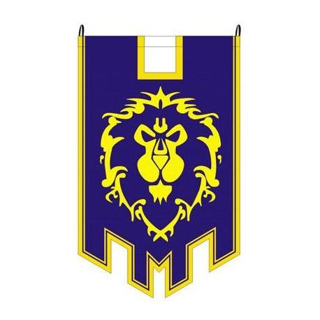 Bandera Warcraft Horda