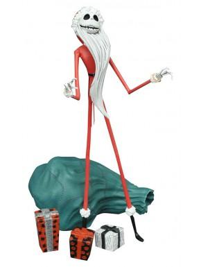Figura Pesadilla antes de Navidad Santa Jack Diamond 18 cm