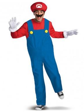Cosplay Mario Super Mario bros.