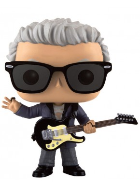 Funko Pop! Dr Who 12th Doctor con guitarra