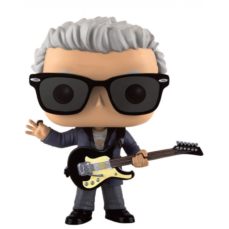 Pop Dr Who 12th Doctor Guitarra Por Solo 19 90