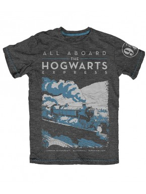 Camiseta Harry Potter Hogwarts Express