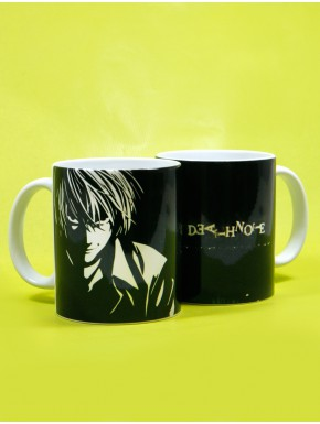 Taza Death Note Light