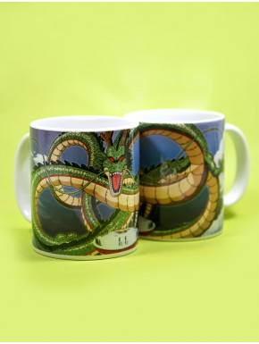 Taza Dragon Ball Shenron