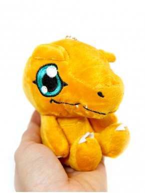 Peluche Digimon Agumon 10 cm
