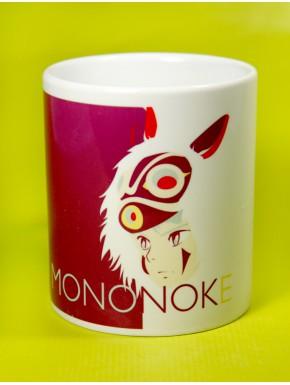 Taza Princessa Mononoke mask