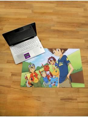 Alfombrilla escritorio Digimon 60x40cm