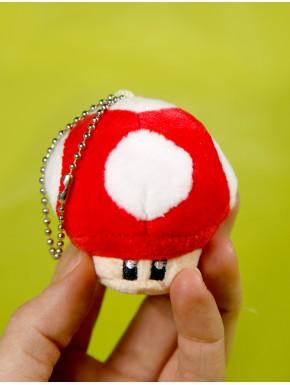 Peluche seta Super Mario 8 cm