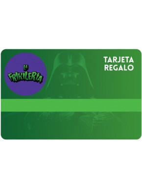 Tarjeta Regalo Personalizada La Frikileria
