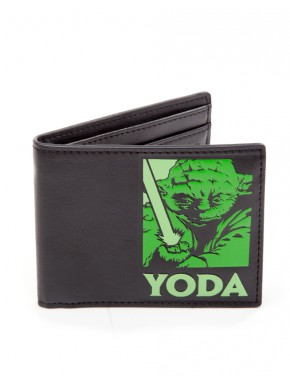 Cartera Star Wars Yoda