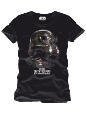 Camiseta Death Trooper Rogue One