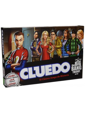 Cluedo Big Bang Theory Castellano