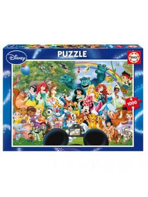 Puzzle Mundo Disney 1000 pz