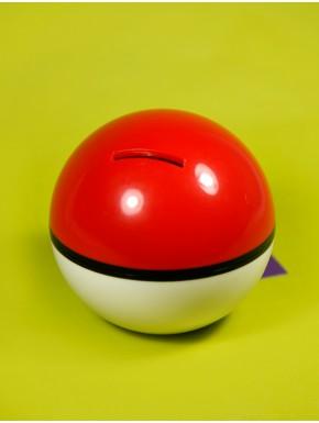 Hucha Pokeball 11 cm