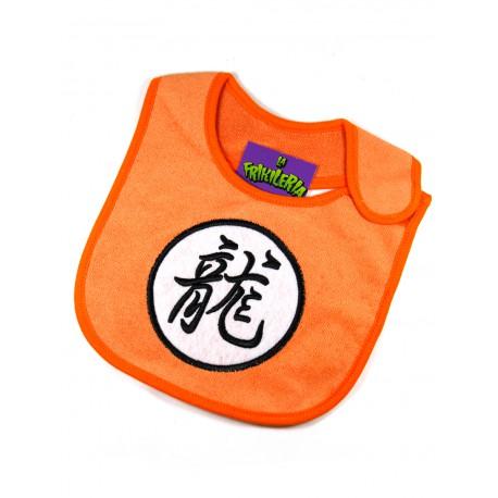 Babero bebé Dragon Ball