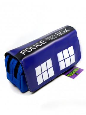 Estuche Doctor Who Tardis