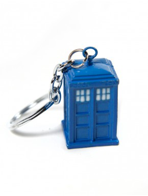 Llavero Doctor Who Tardis