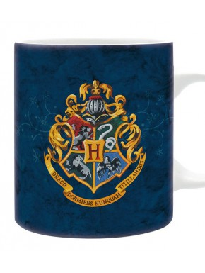 Taza Harry Potter Hogwarts towers