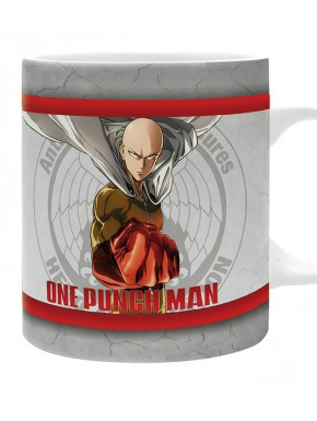 Taza One Punch Heroes