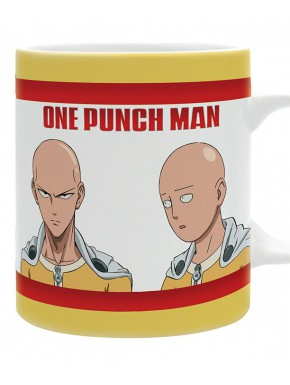 Taza One Punch faces