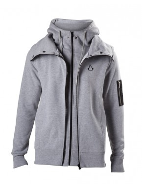 Sudadera Assassin's Creed Gris