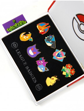 Set Pins Wild Pokemon