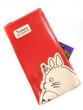 Cartera Totoro premium