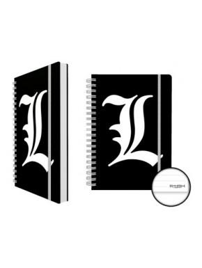 Cuaderno espiral A5 Death Note